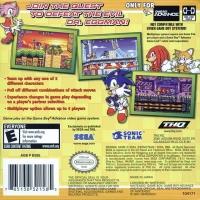 Sonic Advance 3 Box Art