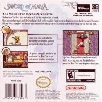 Sword of Mana Box Art