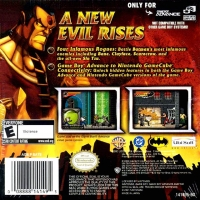 Batman: Rise of Sin Tzu Box Art