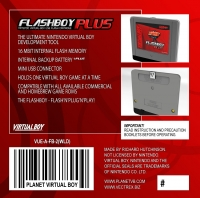 FlashBoy Plus Box Art