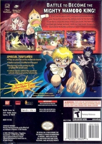 Zatch Bell! Mamodo Fury Box Art