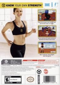 Gold's Gym Cardio Workout Box Art