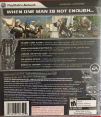 Army of Two - Greatest Hits Box Art
