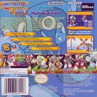 Mega Man & Bass Box Art