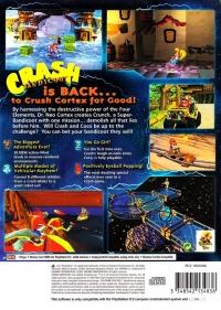 Crash Bandicoot: The Wrath of Cortex Box Art