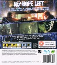 Resident Evil 6 [UK] Box Art