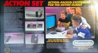 Nintendo Entertainment System - Action Set (Grey Zapper) Box Art