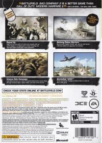 Battlefield: Bad Company 2 - Ultimate Edition Box Art