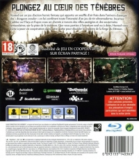Hunted: The Demon's Forge Box Art