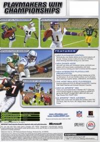 Madden NFL 2004 Box Art