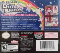 Mr. Driller: Drill Spirits Box Art