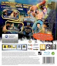WWE All Stars Box Art