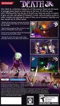 Death Jr. Box Art