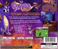 Spyro the Dragon - Collector's Edition Box Art