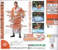 Giant Gram: All Japan Pro Wrestling 2 Box Art