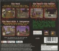 Die Hard Trilogy - Greatest Hits (Ubisoft) Box Art