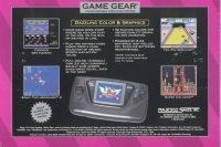 Majesco Sega Game Gear Box Art