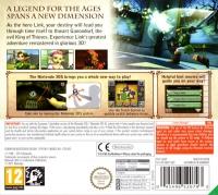 Legend of Zelda, The: Ocarina of Time 3D [UK] Box Art