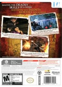 Tenchu: Shadow Assassins Box Art