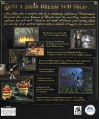 American McGee's Alice Box Art