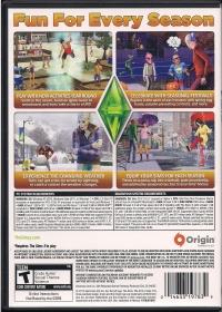 Sims 3, The: Seasons Box Art