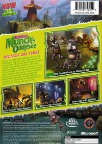 Oddworld: Munch's Oddysee Box Art