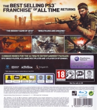 Call of Duty: Black Ops [NL] Box Art