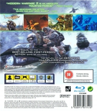 Call of Duty: Modern Warfare 2 [UK] Box Art