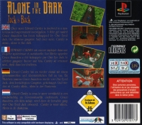 Alone in the Dark: Jack is Back Box Art
