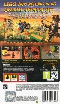 Lego Indiana Jones 2: The Adventure Continues Box Art