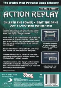 Action Replay (PS1 & PSone) Box Art