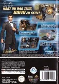007: Nightfire [DE] Box Art