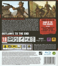 Red Dead Redemption - Game of the Year Edition Box Art