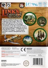 Link's Crossbow Training Box Art