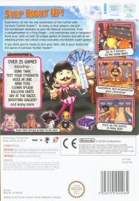 Carnival Funfair Games Box Art