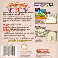 Game Boy Gallery 4 Box Art