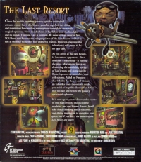 9: The Last Resort Box Art