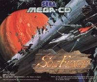 Cobra Command / Sol-Feace Box Art