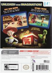Toy Story 3 Box Art