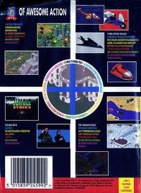 Jungle Strike: The Sequel to Desert Strike Box Art