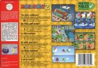 Mario Party 2 Box Art