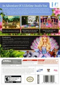 Barbie As The Island Princess Box Art