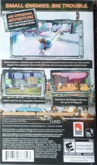 Ratchet & Clank: Size Matters - Greatest Hits Box Art