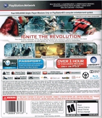Assassin's Creed III - GameStop Edition Box Art