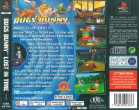 Bugs Bunny: Lost in Time Box Art
