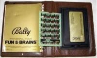 Bally Basic Computer Programing Cassette Expansion Box Art