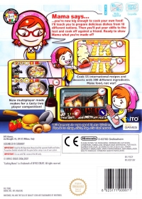 Cooking Mama Box Art