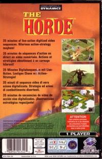 Horde, The [FR] Box Art