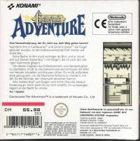 Castlevania: The Adventure [DE] Box Art