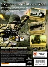Call of Duty 2 Box Art
